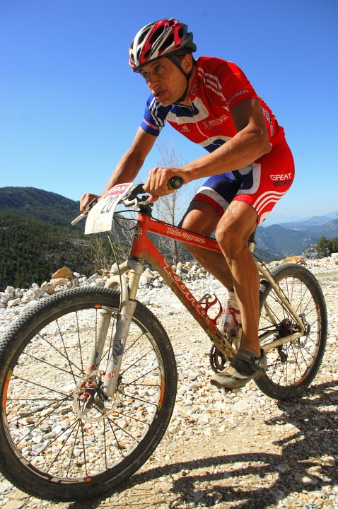 SP XCM #1 Manavgat 2008 - James Ouchterlony