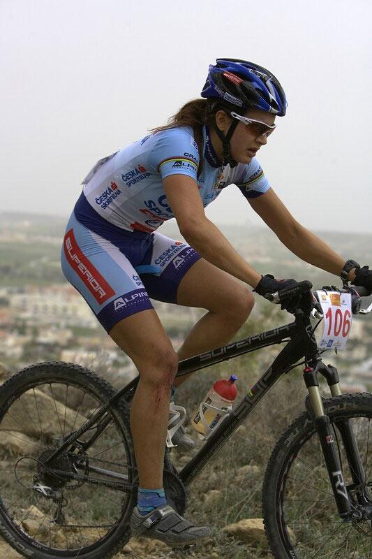 Sunshine Cup #4 - Voroklini/Kypr - 9.3. 2008 - Tereza Huříková