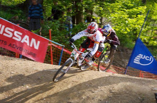 Rafael Alvarez SP 4X #1 - Maribor 2008