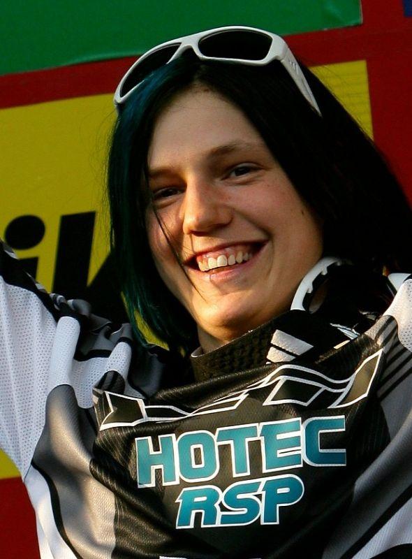 Anita Molcik SP 4X #1 - Maribor 2008
