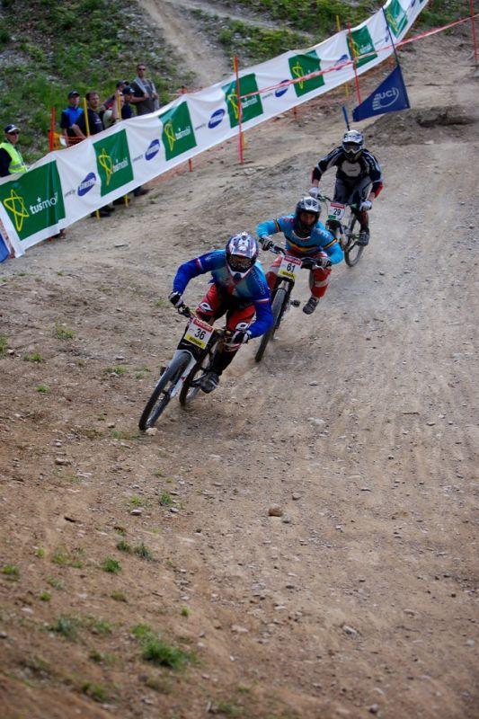 Jakub Pytlík SP 4X #1 - Maribor 2008
