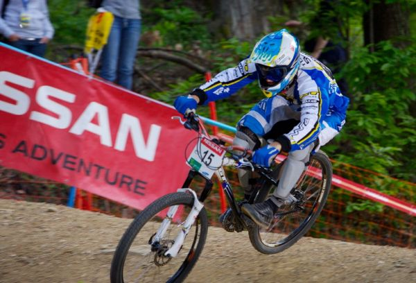 Tomáš Slavík SP 4X #1 - Maribor 2008