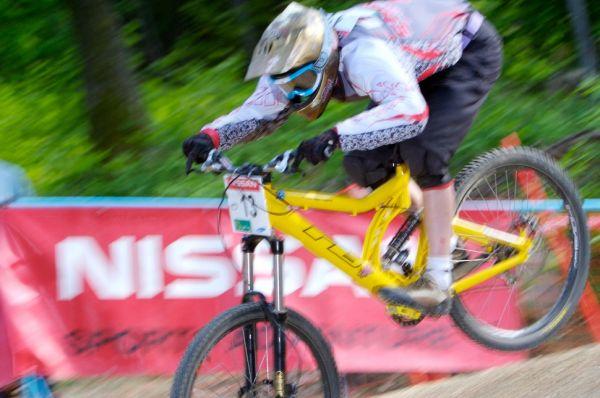 Tereza Votavová SP 4X #1 - Maribor 2008