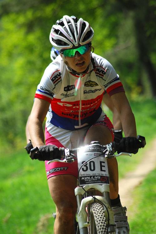 ČP XCM #1 2008 - Malevil Cup - Barbora Radová