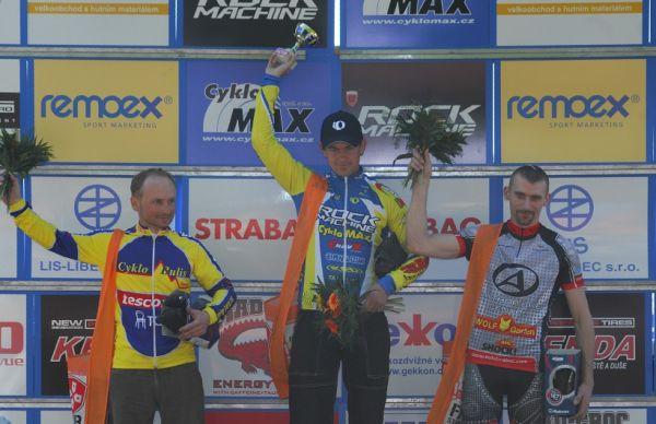 Český pohár XC Teplice, 8.5.2008 - Masters