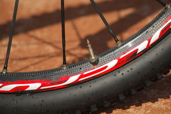 Orbea Juliena Absalona - Fulcrum Red Carbon