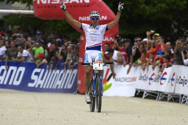 Nissan UCI MTB World Cup XC #3 - Madrid 4.5.'08 - Absolut hattrick made by Absalon