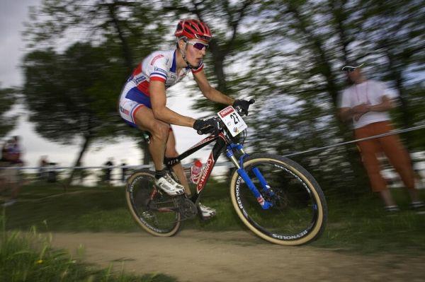 Nissan UCI MTB World Cup XC #3 - Madrid 4.5.'08 - Jaroslav Kulhavý