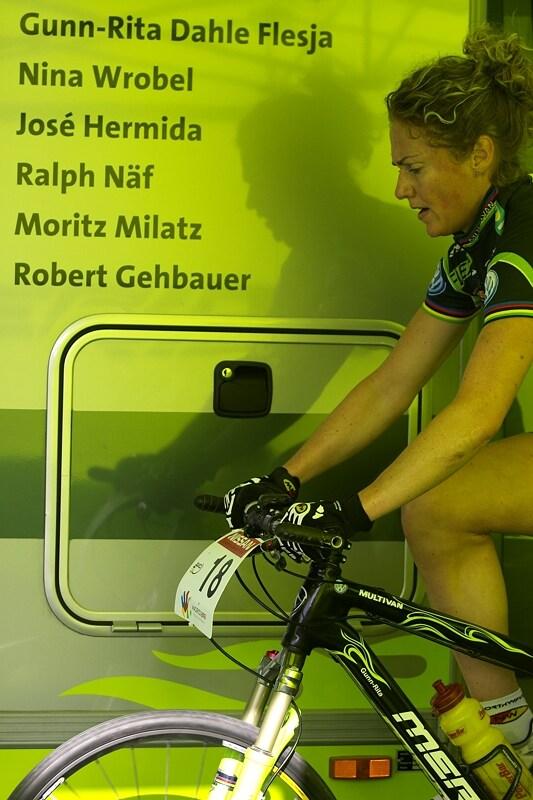 Nissan UCI MTB World Cup XC #3 - Madrid 4.5.'08 - Gunn Rita Dahle
