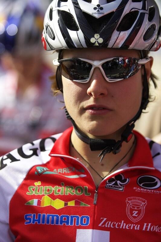Nissan UCI MTB World Cup XC #3 - Madrid 4.5.'08 - Nathalie Schneitter, juniorská mistryně světa 2004 má letos famózní formu