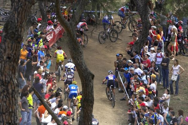 Nissan UCI MTB World Cup XC #3 - Madrid 4.5.'08