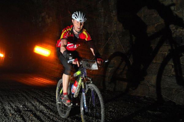 Author Šela Maraton 2008 - bývalý železniční tunel