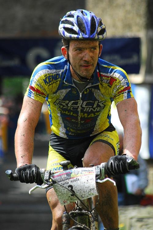 Author Šela Maraton 2008 - Martin Horák druhý