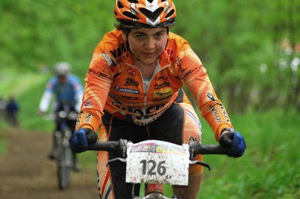 Author Šela Maraton 2008 - Kateřina Bohatá druhá