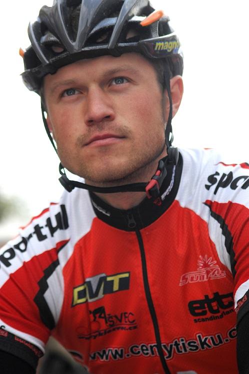 PowerBar MTB Posázavím 2008 - Ivan Rybařík