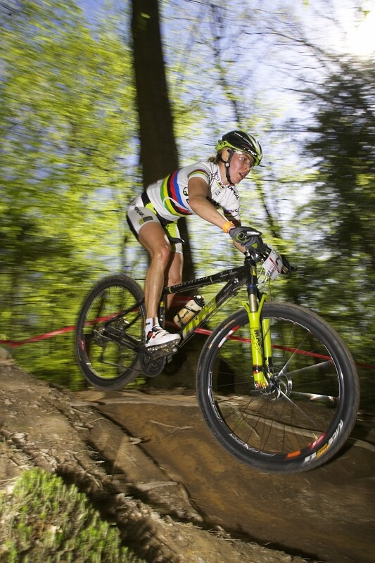 Nissan UCI MTB World Cup XC #2 - Offenburg 27.4.2008 - Irina Kalentieva