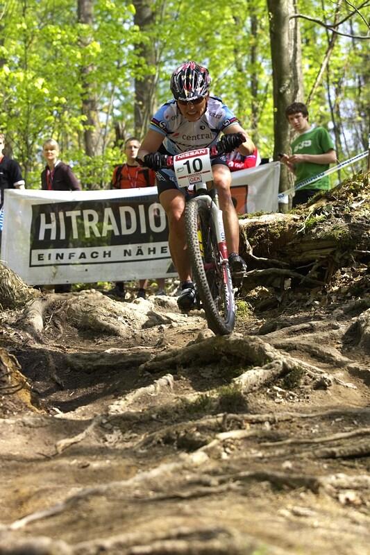Nissan UCI MTB World Cup XC #2 - Offenburg 27.4.2008 - Sabine Spitz