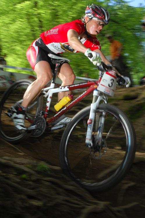 SP XC #2 2008 Offenburg - Marie Helene Premont