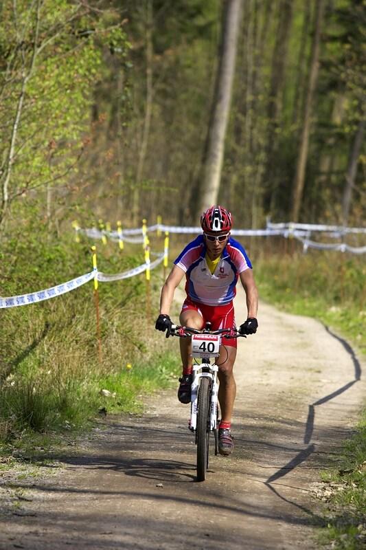 SP Offenburg 19.4.2008 - osamocený Peter Sagan