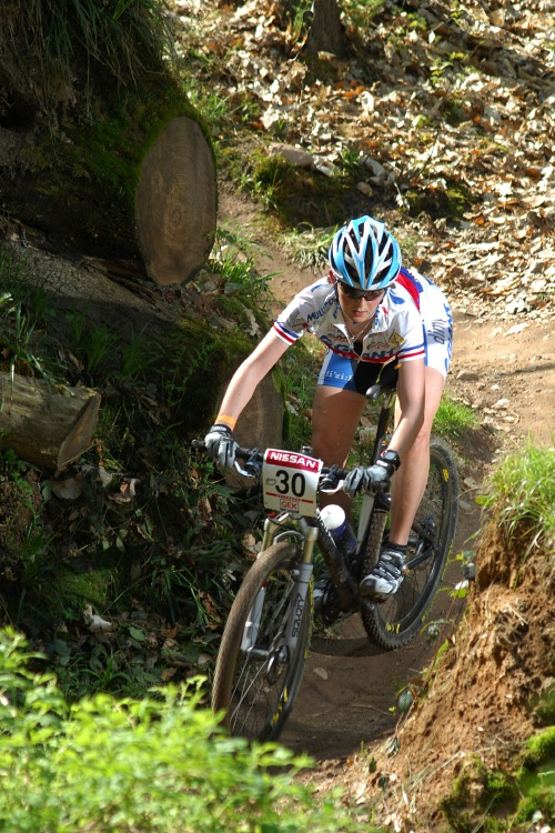 SP XC #2 2008 Offenburg - junio�i - Jitka �karnitzlov�
