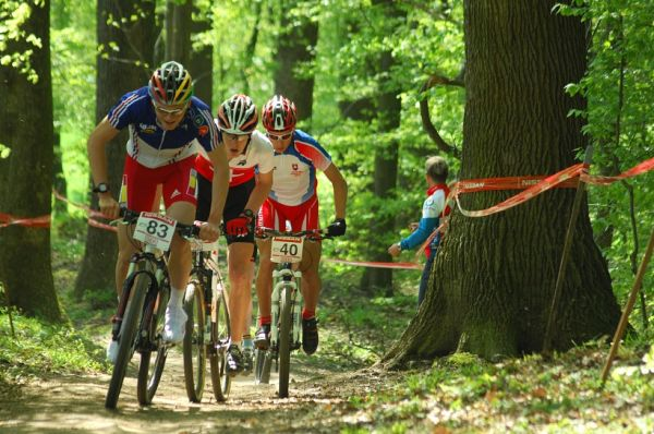 SP XC #2 2008 Offenburg - junio�i - vedouc� trio junior�