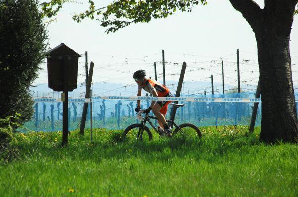 SP XC #2 2008 Offenburg - junioři - Josef Rajchart