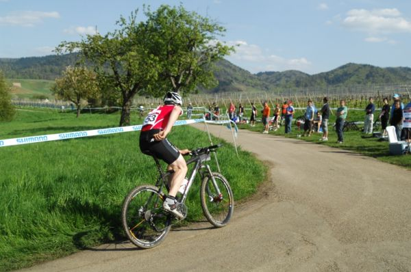 SP XC #2 2008 Offenburg - junio�i