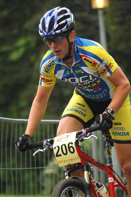 ČP XC Karlovy Vary 2008: Petr Sulzbacher nejlepším v kategorii Masters