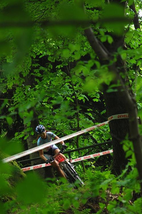 ČP XC Karlovy Vary 2008: Tereza Huříková