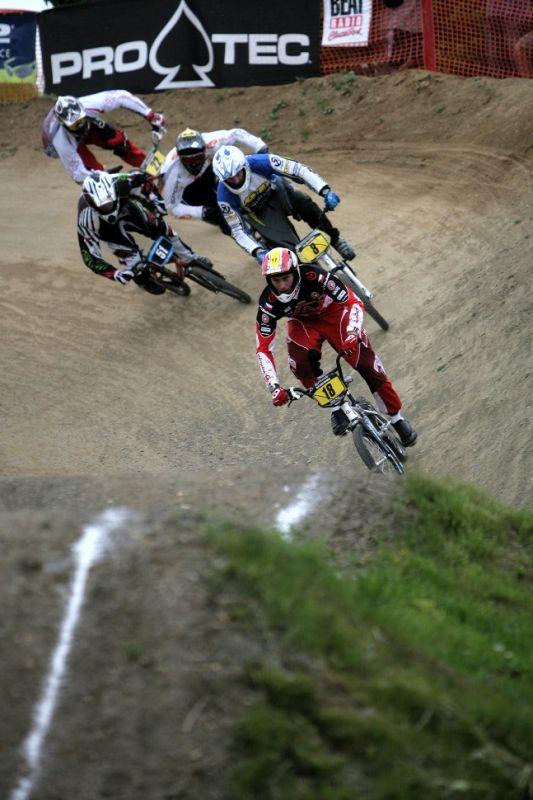 MČR BMX UCI Bohnice 2008