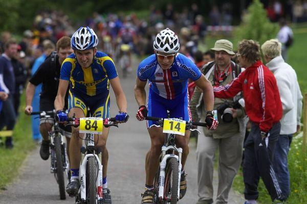 Mistrovství Evropy - 18.5.2008, St. Wendel/GER  - Kristián Hynek