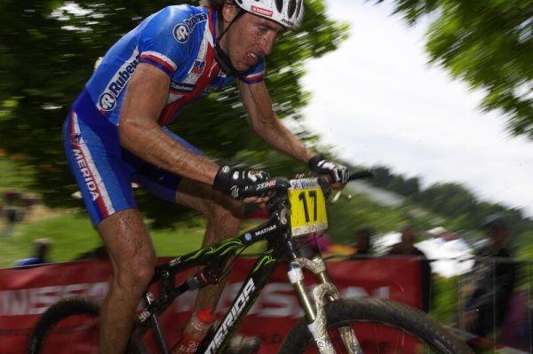 Mistrovství Evropy - 18.5.2008, St. Wendel/GER - Milan Spěšný