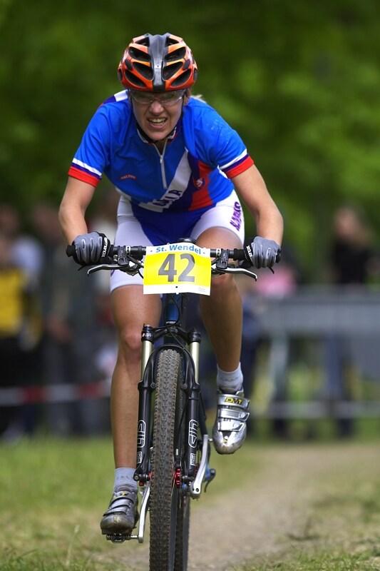 Mistrovství Evropy - 18.5.2008, St. Wendel/GER - Janka Števková
