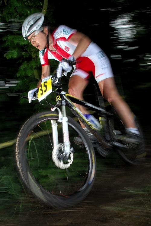 ME XC 2008 St. Wendel - ženy Elite: Maja Wloszczowska