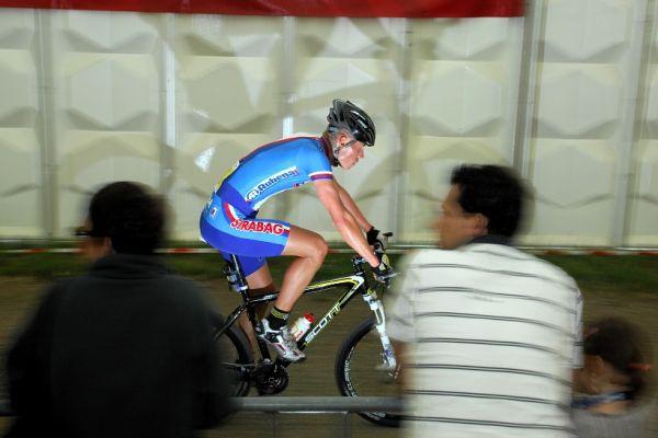 ME XC 2008 St. Wendel - muži Elite: Filip Eberl