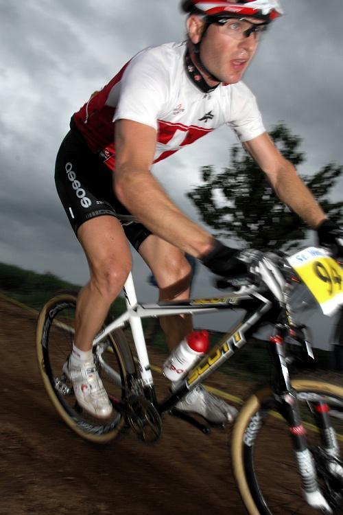 ME XC 2008 St. Wendel - muži Elite: Florian Vogel