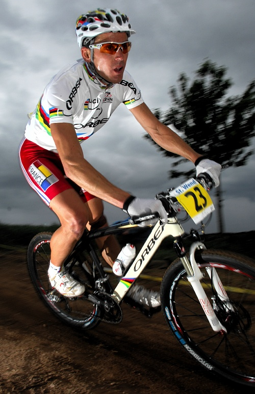 ME XC 2008 St. Wendel - mu�i Elite: Julien Absalon