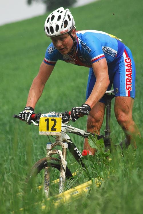 ME XC 2008 St. Wendel - muži Elite: Jiří Friedl