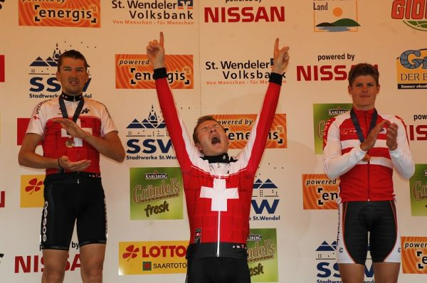 ME XC 2008 St. Wendel - muži Elite: Yeeeaaaahhh!!
