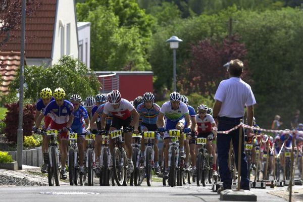 Mistrovství Evropy - 17.5.2008, St. Wendel/GER - start mužů U23
