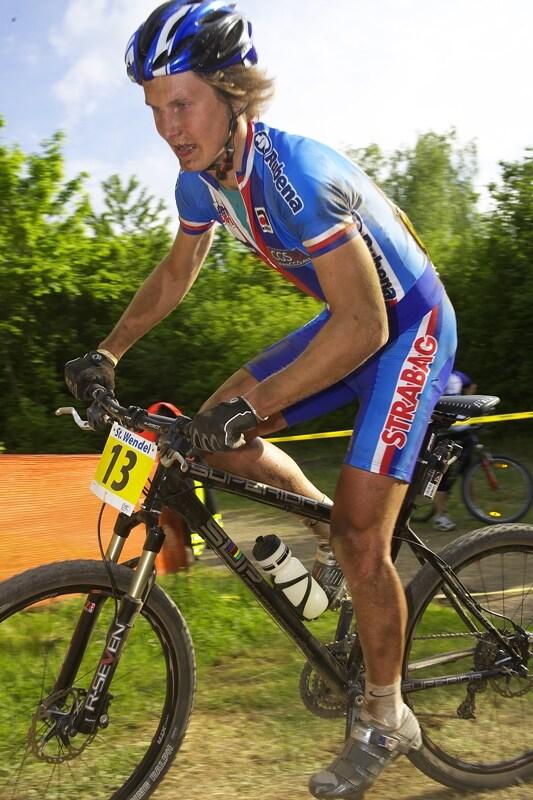Mistrovství Evropy - 17.5.2008, St. Wendel/GER - Josef Kamler