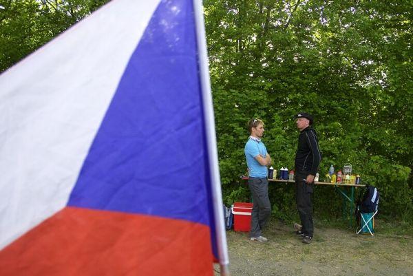 Mistrovství Evropy - 17.5.2008, St. Wendel/GER - depo ČR
