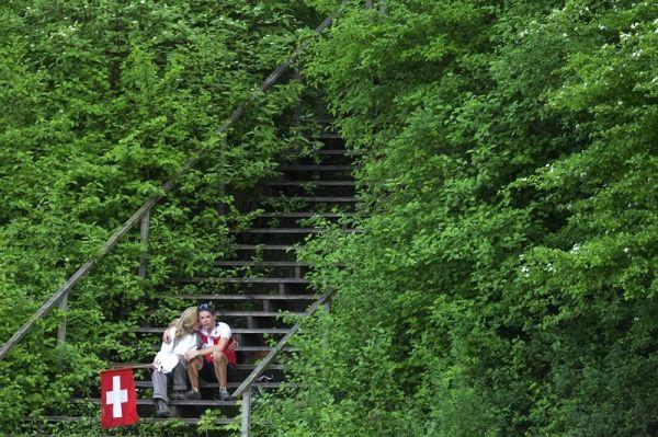 Mistrovství Evropy - 17.5.2008, St. Wendel/GER - smutek Fabiana Gigera ze čtvrtého místa