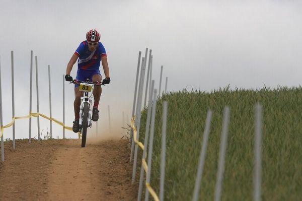 Mistrovství Evropy - 17.5.2008, St. Wendel/GER - Peter Sagan míří ke zlatu