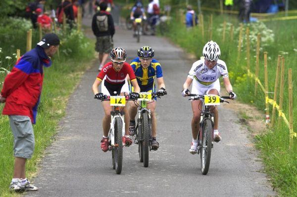 Mistrovství Evropy - 17.5.2008, St. Wendel/GER - juniorky