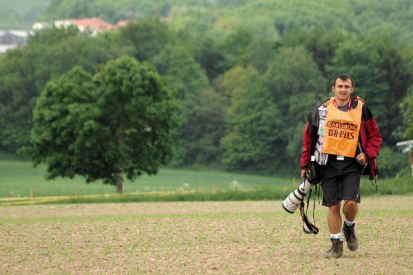ME XC 2008, St. Wendel - Germáno v plné polní