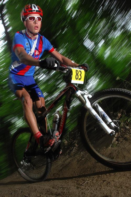 ME XC 2008, St. Wendel - junioři: Peter Sagan