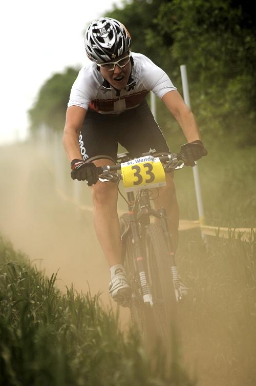 ME XC 2008, St. Wendel - ženy U23: Nathalie Schneitter