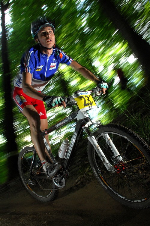 ME XC 2008, St. Wendel - muži U23: druhý Stephane Tempier