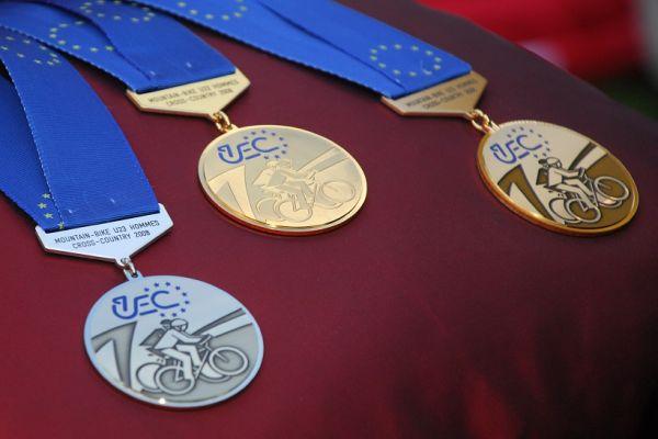 ME XC 2008, St. Wendel - muži U23: o tohle se jezdí